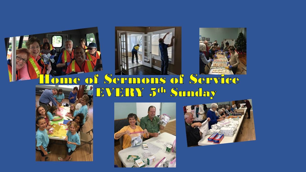 Sermons of Service