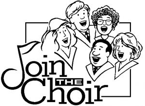 Music Join the Choir image
